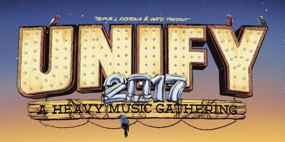 [News] UNIFY: A HEAVY MUSIC GATHERING LINEUP ANNOUNCEMENT