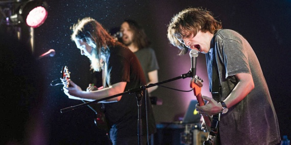 [Live Review] BRITISH INDIA (Central Coast)